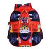 ราคา 3D Running Car Boy S Sch**l Bag Kids Backpacks Color Main Pic Kisnow เป็นต้นฉบับ