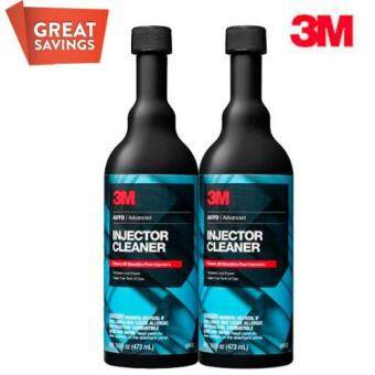 Harga 3M Advanced Fuel Injector Cleaner-Set of 2