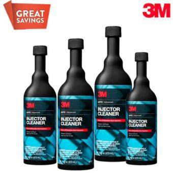 Harga 3M Advanced Fuel Injector Cleaner (USA Product) - Set of 4
