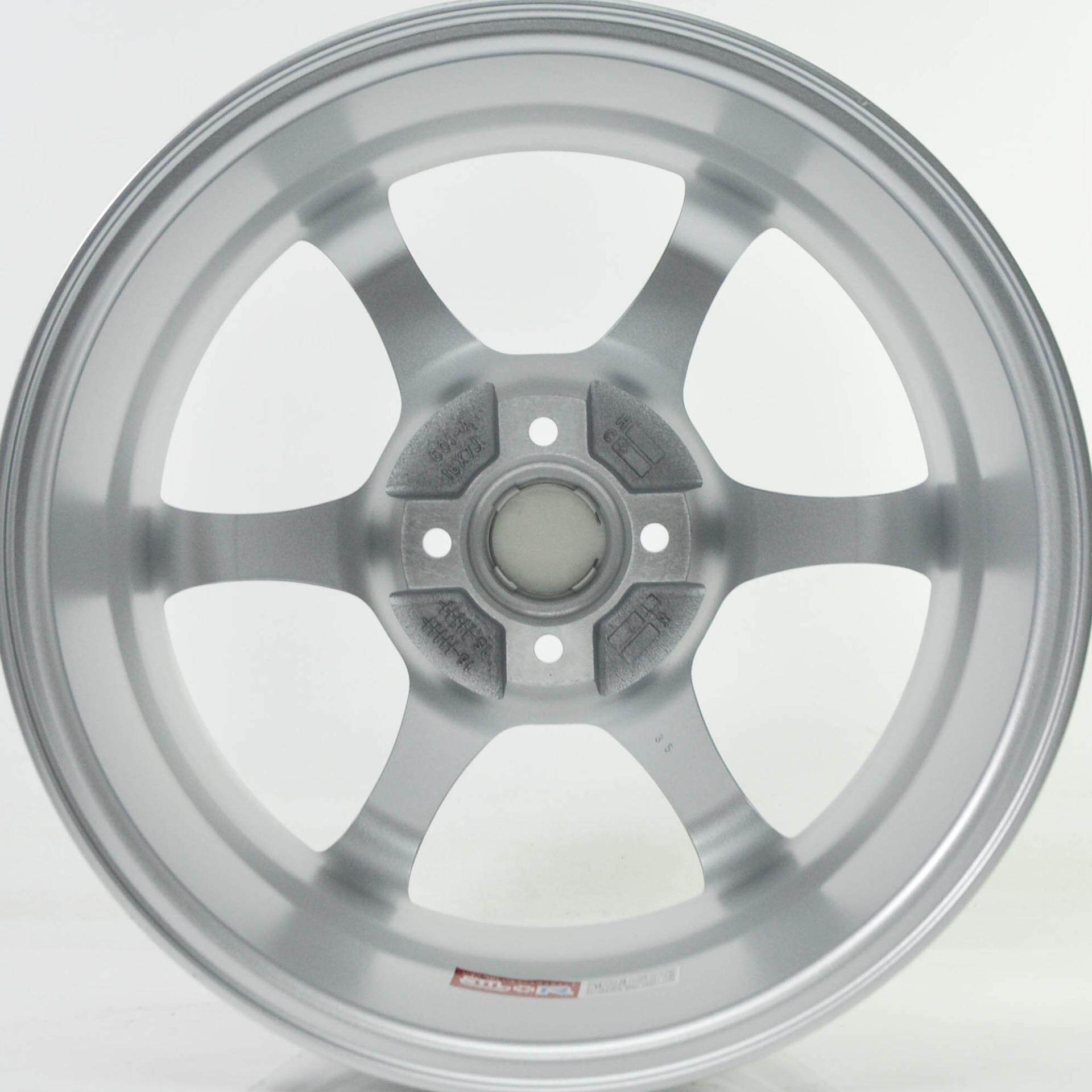 4pcs SSR TYPE C 16 inch 4X100 MATTE BLUE GREY