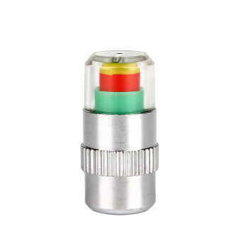 4pcs/Set Car Tyres Tire Pressure Gauge Monitor Indicator Tpms Monitoring Cap Sensor Alert tyre Meter Accessories