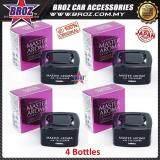 Broz 4x Carall Master Aroma Platinum Shower Car Air Freshener Perfume 55ML