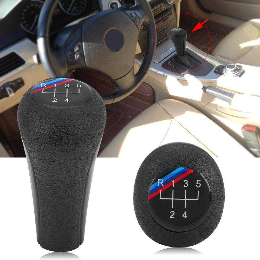 5 SpeedGear Shift Knob Handle Shifter Lever Stick Head for BMW 1 3 5 7 Series E28 E30 E34 E36 - intl