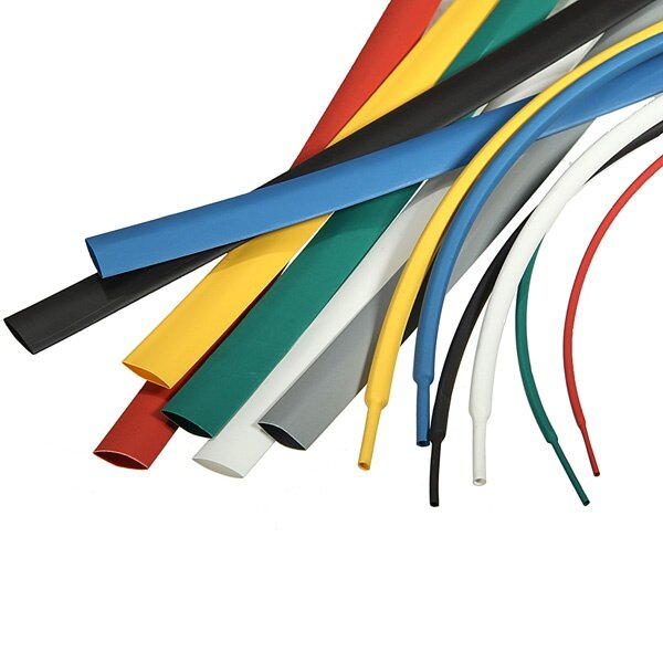 Buy Generic 1M 8.0MM 2:1 Heat Shrink Wire Wrap Assortment Cable ...