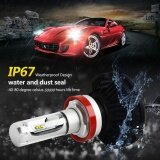 ... 9005 HB3 200W 24000LM LED Car Headlight Bulb Low Beam CREE CSP Chips DIY 3000K/