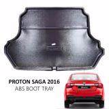 Proton Saga 2016 ABS Car Rear Boot Trunk Tray