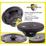 "Broz Adams Digital GTR Series 6.5"" 2 Way Coaxial Speaker Model GTR 662"