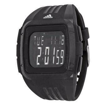 ADIDAS ADP6090 Duramo XL Digital Dial Black Rubber Men's Watch