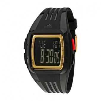 Adidas ADP6136 Performance Uraha Black Resin Strap Unisex Watch