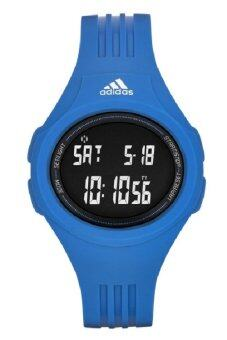 Adidas Performance ADP3160 Uraha Mid Sized Blue Resin Strap Unisex Watch (Blue)