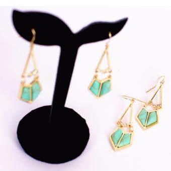 AFGY FGA 221 Women Bohemian Daily Earring (5cm)