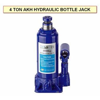 AKH Hydraulic Bottle Jack (4 Ton Capacity)