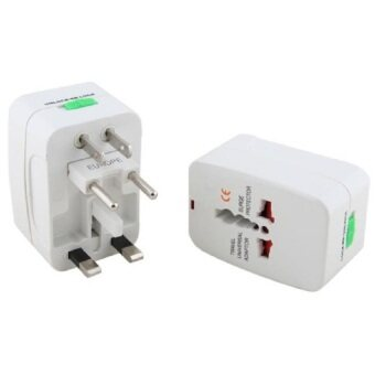 Harga All-in-One Universal Travel Adapter