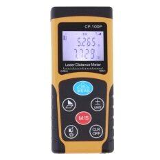 Beli Allwin 100 M Mini Digital Laser Meter Jarak Relasi Ukuran Diastimeter Pencari Pakai Kartu Kredit