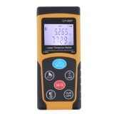 Review Allwin 80 M Presisi Tinggi Handheld Digital Ir Laser Distance Meter Range Finder Not Specified