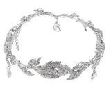 Harga Pengantin Berlian Imitasi Kristal Elegan Prom Rantai Rambut Dahi Band Topi Baja Allwin Merk Not Specified