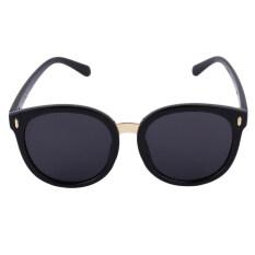 Toko Allwin Fashion Women Arrows Cat Eye Arrow Mirror Sunglasses Women S Sunglasses Black Frame Grey Lens Intl Oem Tiongkok