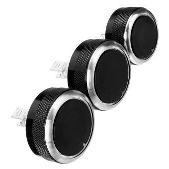 Aluminum alloy air condition knob AC Knob for Nissan TIIDA VN200 LIVINA 04-10 Sylphy