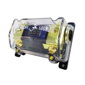 features kole audio 1 on 2 fuse box holder car audio system dan america sound as 1f high performance circuit digital display 1 on 1 fuse box