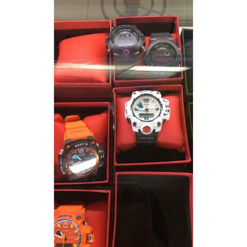 (Last Promotion)Baby G FOR WOMEN, Girls Watch