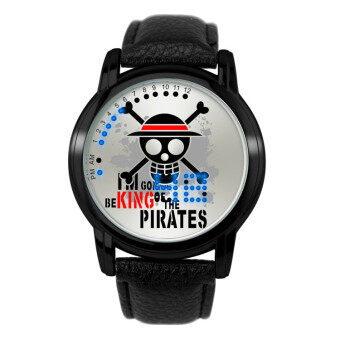Anime LED Touching Screen Waterproof 100M Boys' Fashion Watches(Color:Sword Art Online) - 4