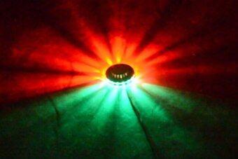 AOBO Lighting Sunflower 48LED RGB Bar Party Disco DJ Effect LightSound-Control Stage Lighting LSF101 - Intl - 5