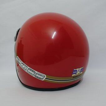 Apollo SG88 Helmet (Red) - 3