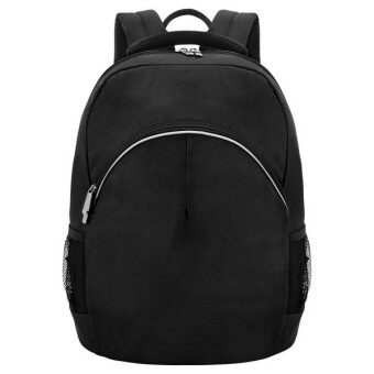 Bagman S02-375LAP-01 Laptop Backpack - Black