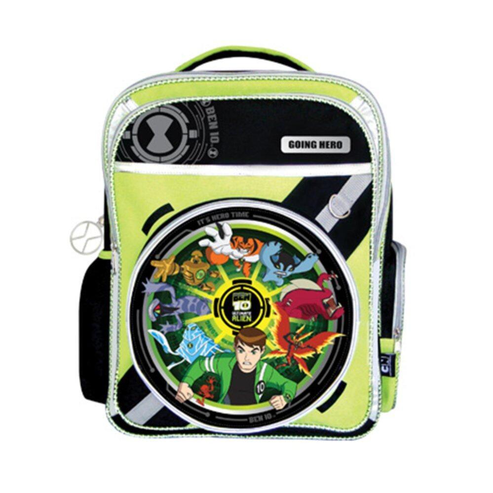 Ben 10 Ultimate Alien School Bag