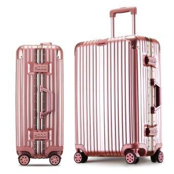 Best Luggage Brands Sale Size 20 Inch Rose Gold | Lazada Malaysia