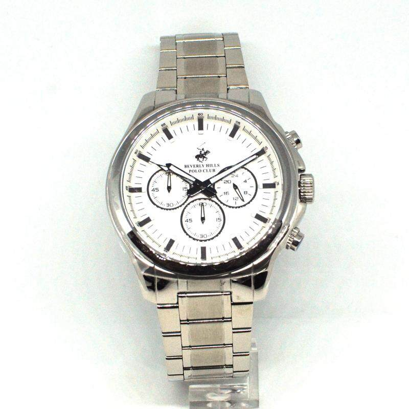Beverly Hills Polo Club Gents Watch 8025G-SS-1 Malaysia