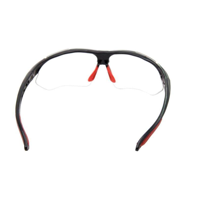 Bigtools 2 Pcs CL790 Lightweight Safety Eye Protection Clear Goggles Malaysia