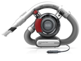 Black + Decker Pivot Auto Car Vacuum Cleaner