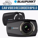 "Blaupunkt Digital Video Recorder BP 8.0 FHD 2-Channel 2.7"" LCD Display With 1080P Camera"