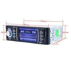 Bluetooth Car Stereo Audio In-Dash Aux Input Receiver SD/USB MP5 Player