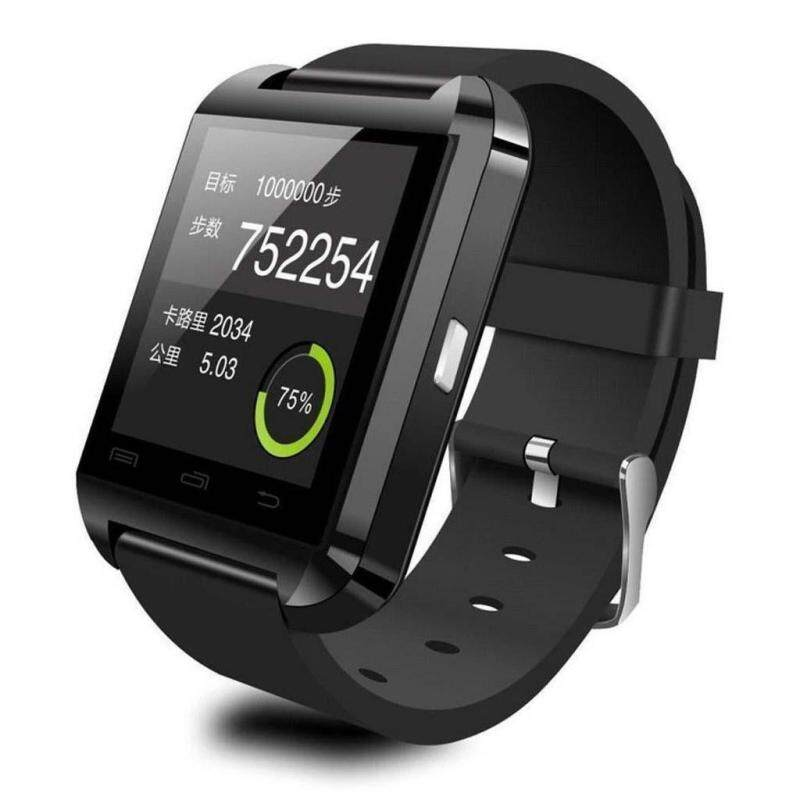 Bluetooth Smart Phone Mate Wrist Watch For Android IOS Samsung HTC SONY Huawei Malaysia