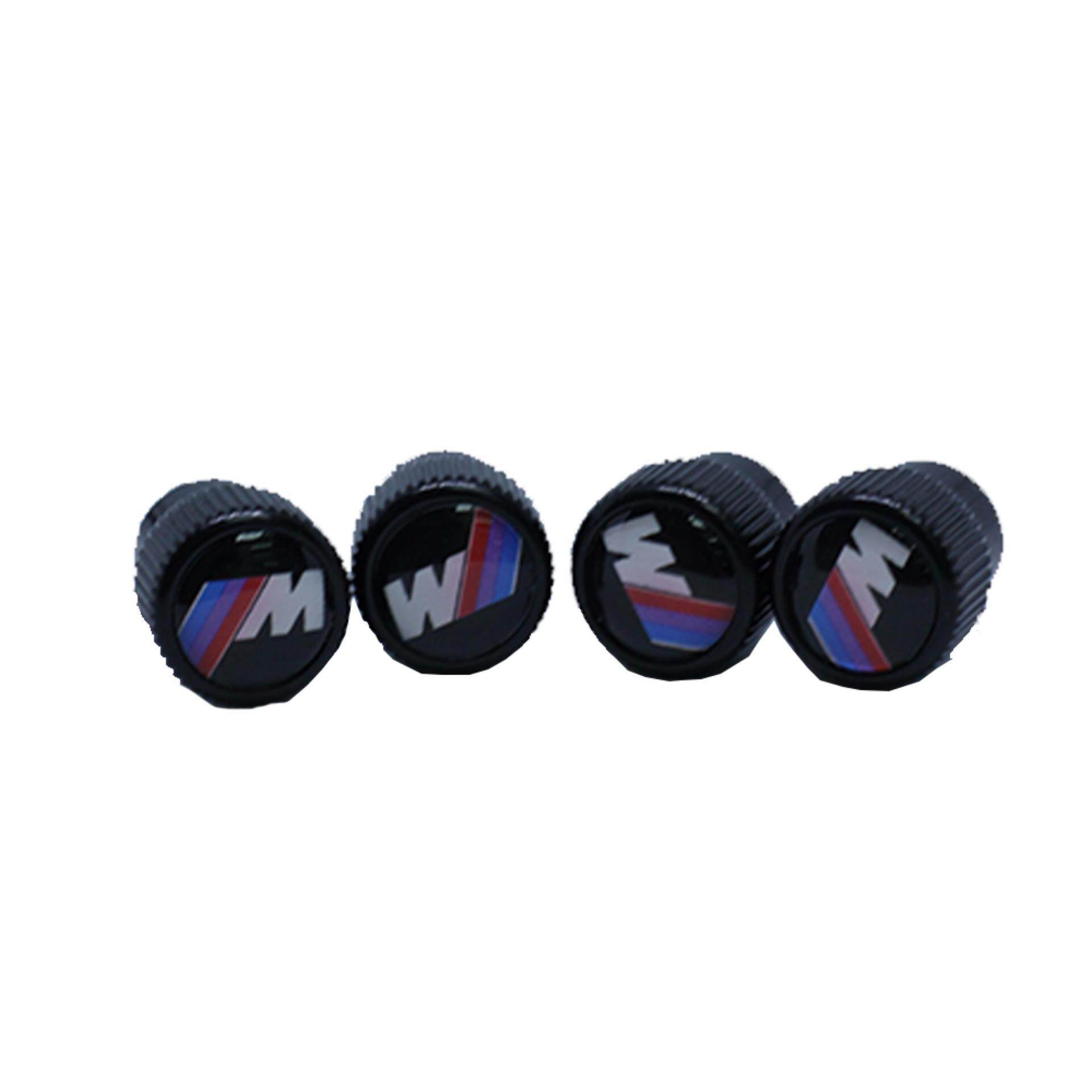 BMW MSport Tyre Air Cap ( BLACK )