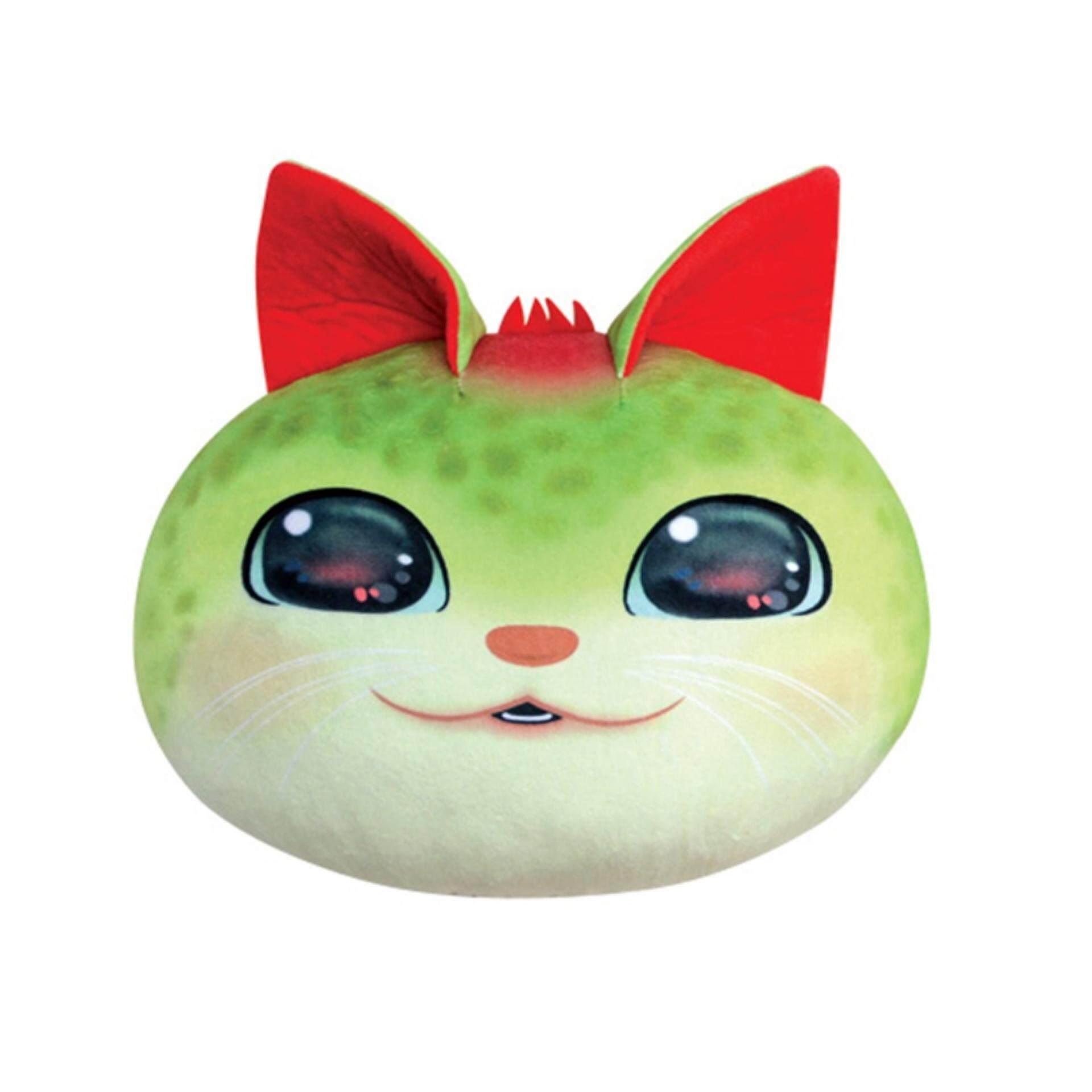 Boboiboy Galaxy Plush Cushion 12 Inches Cattus