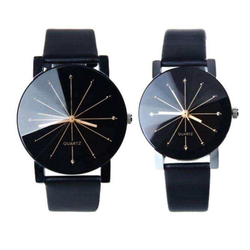 Bonjour Trendy Korean Style Romantic Lover Fashion Couple Watch - Couple (Men And Women) Malaysia