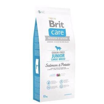 Harga Brit Care Grain-free Junior Large Breed Salmon and Potato 12kg