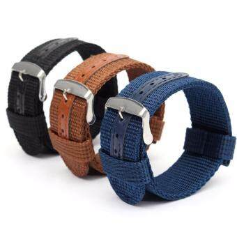 Harga Buy 1 Get 3 Twinklenorth 22mm Nylon Nato Strap Nylon Military WatchBand Strap Watchband NATO-062