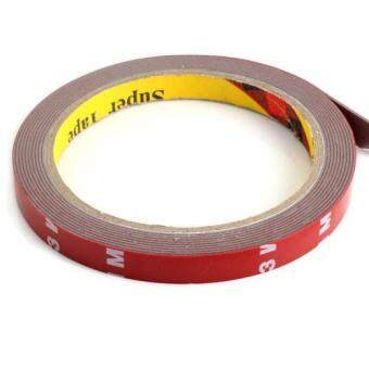 buyincoins 3m auto acrylic foam double sided attachment tape 10mm