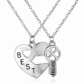 Review Best Friends Friendship Pendant Necklaces Vintage