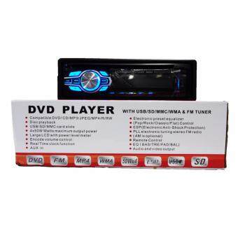 Car DVD Player with DVD/CD/MP3/WMA/CD-R/RW - DVD509
