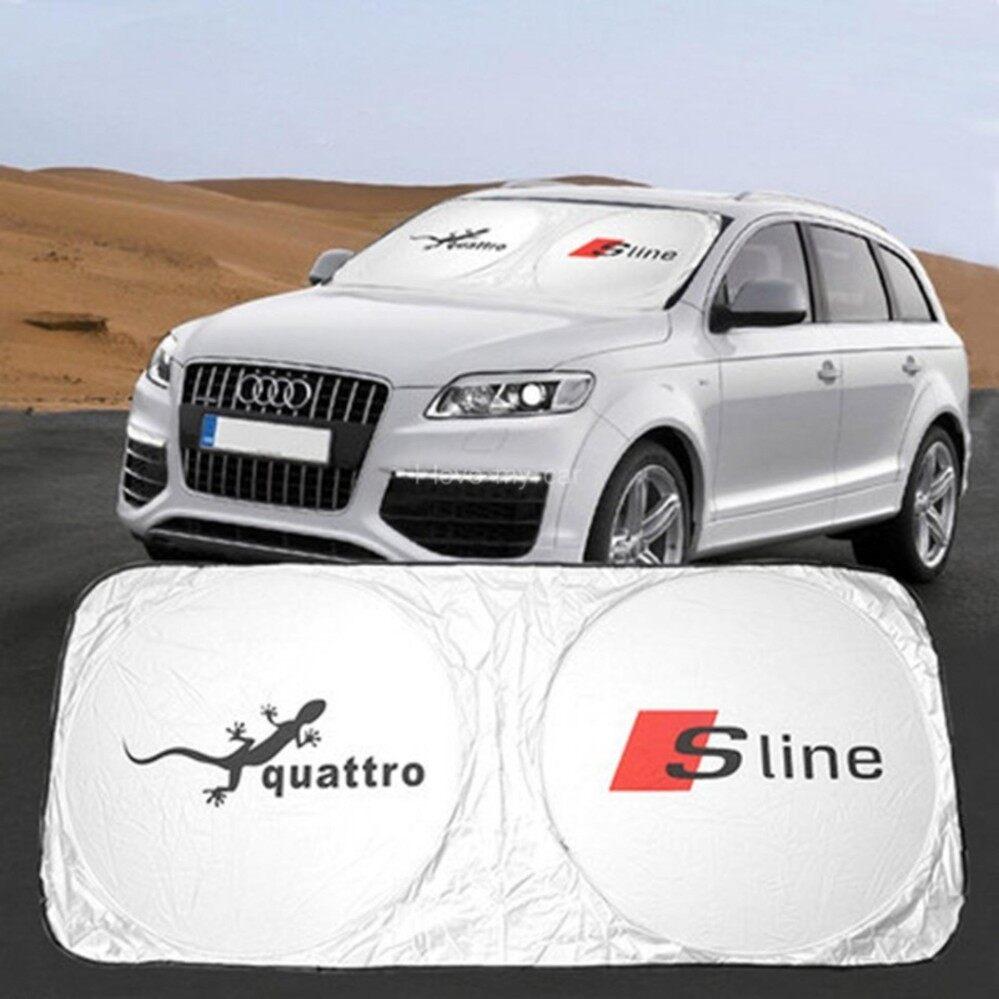 ราคา Car Front Windshield Sunshade For Audi A1 A2 A3 A4 A5 A6 A7 A8 Q3 Q5 80 100 B5 B7 B8 C5 C6 Tt S Line S3 S4 S8 R8 Rs Intl Unbranded Generic เป็นต้นฉบับ
