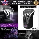 Broz CARMATE Blang L551 White Musk Air Freshener Perfume