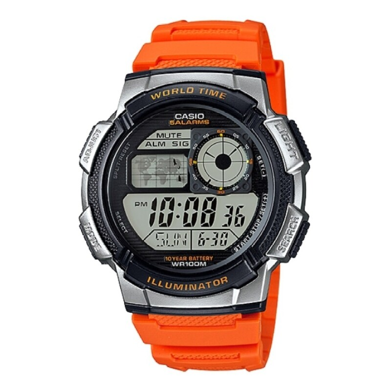 Casio AE-1000W-4BVDF Original & Genuine Watch Malaysia