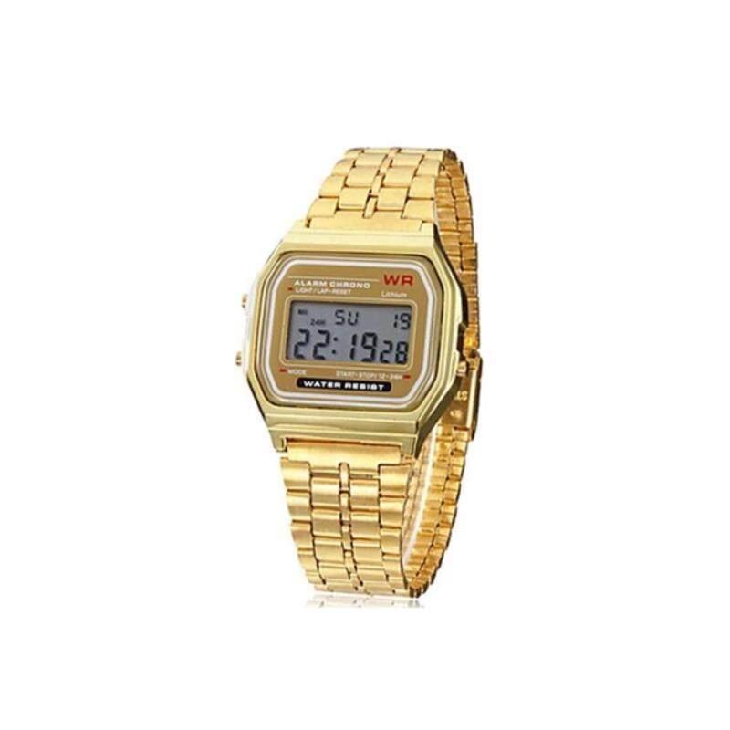 Casio Classic Gold Watch A159 Malaysia