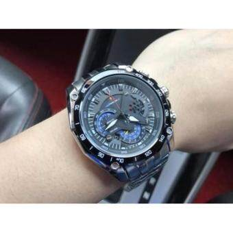Harga Casio Edifice Redbull Japan Miyota Engine OEM