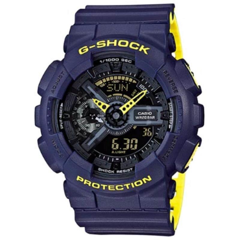 Casio G-Shock GA-110LN-2A Special Color Series Ana-Digital Watch Malaysia